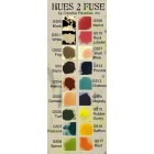 Hues 2 Fuse All In Glass Pigment Kit
