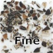 Dual Choc/Fine Glass Frit (8 oz.)