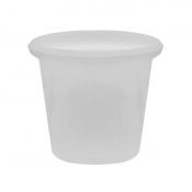 Frosted Votive Holder
