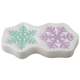 Glass Frit Mold - Snowflakes '15