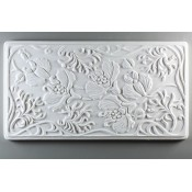 Glass Texture Tile - Art Nouveau