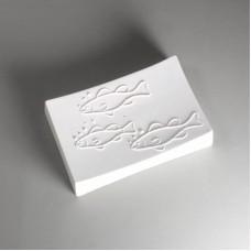 Fish Texture Soap Dish