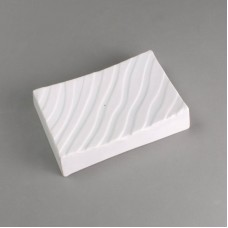 Wave Texture Soap Dish