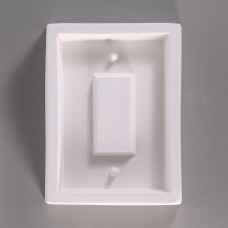 Glass Mold - Rectangle Switch Plate