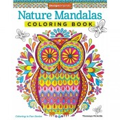 Nature Mandalas Pattern Book
