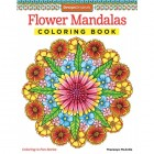 Flower Mandalas Pattern Book