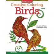 Birds Pattern Book