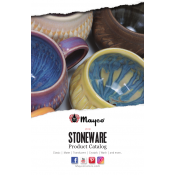 Mayco Stoneware Glaze Catalog (2018)