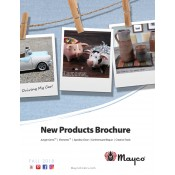 Mayco New Products Brochure (Fall 2018)
