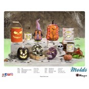 Mayco Molds Flyer - Holiday / Halloween 2019