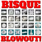 Blowout Sale Bisque