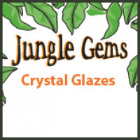 Jungle Gem Crystal Glazes
