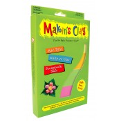 Makin's Polymer Clay - Multi Neon (500g)