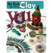 No Bake Air-Dry Clay Book
