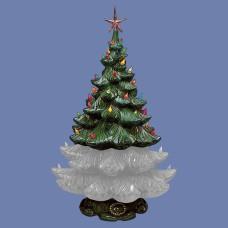 Atlantic 64 Christmas Tree and Base Mold