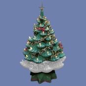 Christmas Tree and Base mold