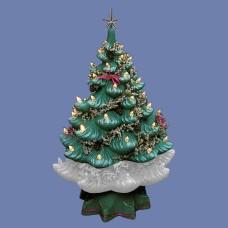 Atlantic 104 Christmas Tree and Base Mold