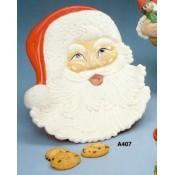 Santa's Face mold