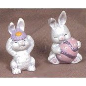 Bunnies (2) mold
