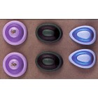 Earrings (3 pair) mold