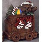 Train - Car with Bear mold