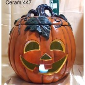 Great Pumpkin with Lid mold