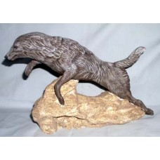 Ceramichrome 2679 Leaping Wolf Mold