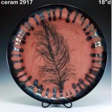 "Ceramichrome 2917 18"" Platter Mold"