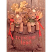 Two Reindeer Attachment Mold