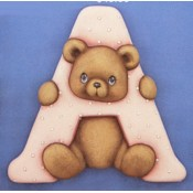 A Bear Plaque Mold