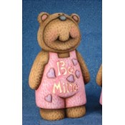 """Huggs"" Bear Plain Body Mold"