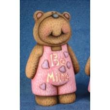"Clay Magic 3219 ""Huggs"" Bear Plain Body Mold"
