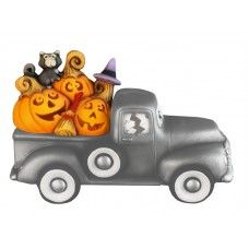 Clay Magic 4204 Cat and Jack-O-Lanterns Add-On Accessory For Pickup Truck 4102 Mold