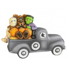 Clay Magic 4205 Monsters Add-On Accessory For Pickup Truck 4102 Mold