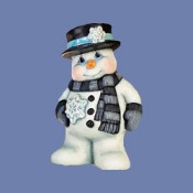 Snowman Mold