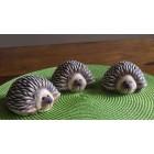 Gangbuster Hedgehogs Mold