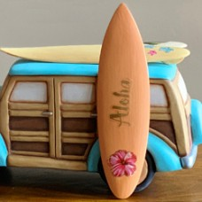 Clay Magic 4133 Gangbuster Surfboards Mold