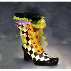 Clay Magic 4138 Witch Boot (Right Foot) Mold