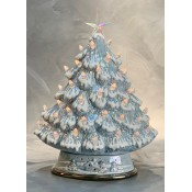 Small Mantel Tree with base