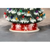 Small Mantel Tree Plain Base Mold