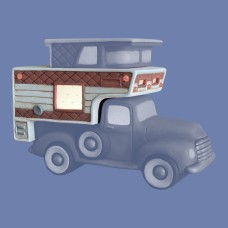 Clay Magic 4198 Camper Accessory For Pickup Truck 4102 Mold