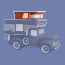 Clay Magic 4199 Camper Add-On Accessory For Pickup Truck 4102 Mold