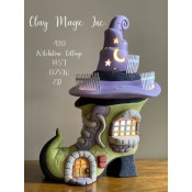 Witchstone Cottage Mold