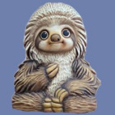 Clay Magic 4241 Little Luki Sloth Mold