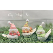 Birdie Gnomes Mold