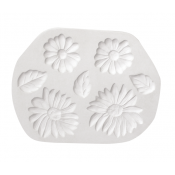 Sunflower Sprig Mold