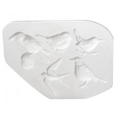 Birds Sprig Mold