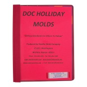 Doc Holliday 2013 Flyer Mold Catalog