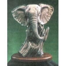 Doc Holliday DH-1830 Driftwood Elephant Mold