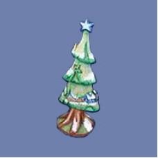 Doc Holiday 2905 Small Christmas Tree Mold